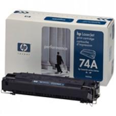 HP 92274A (74A) Siyah Lazer Muadil Toner